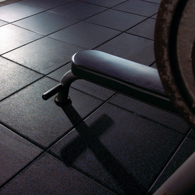 Weight Room Flooring Tiles, Gym Flooring, Rubber Workout Flooring