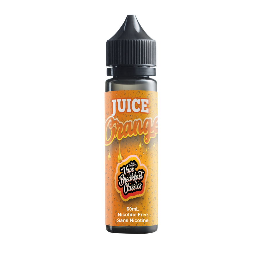 Vape Breakfast Classics Orange 60ml