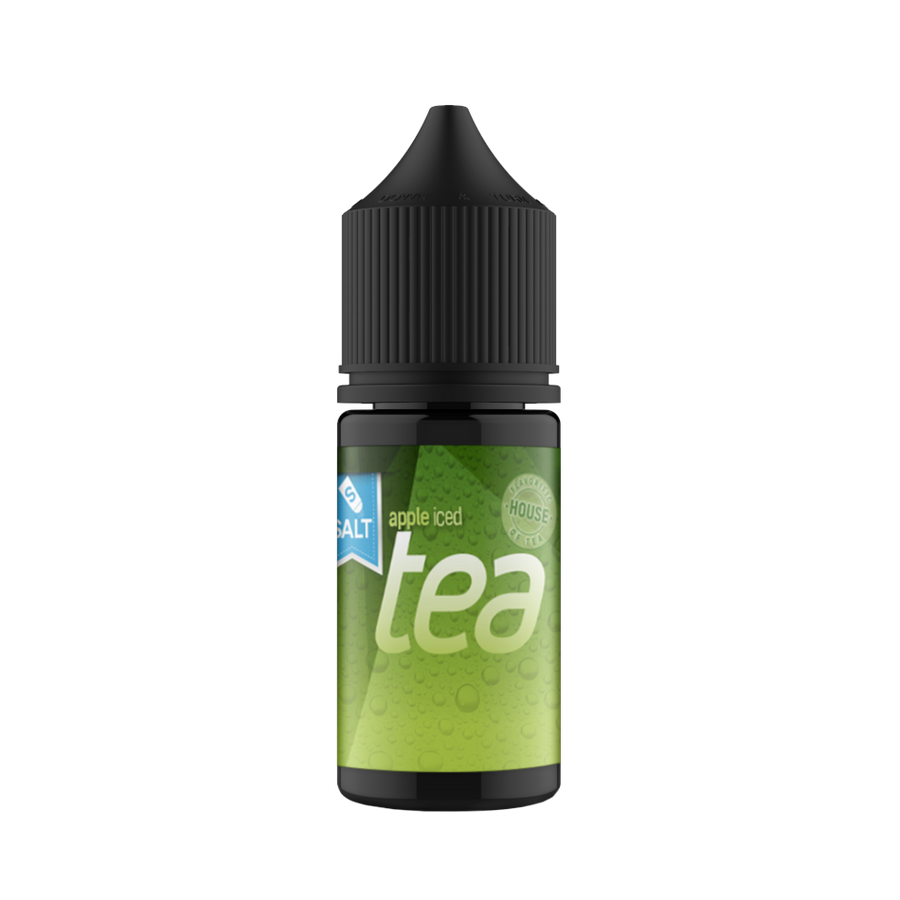 House of Tea Salt - Apple Iced Tea 30ml