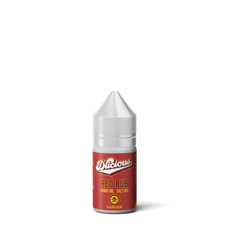 D'Licious Salts - Red Bub