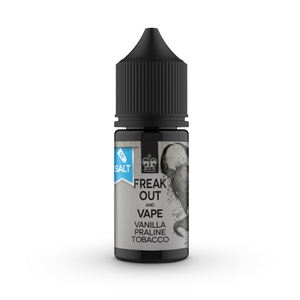 Freak out and Vape - Vanilla Praline 30ml