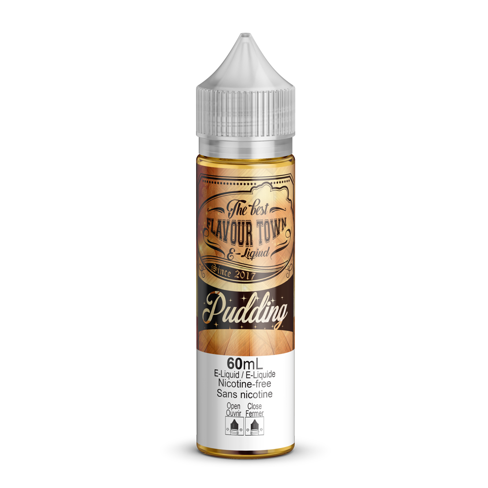 Flavour Town Pudding 60ml