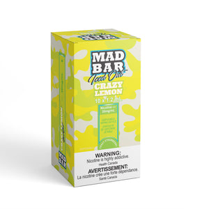 Mad Bar - Iced Out Crazy Lemon