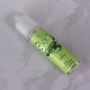 Sour Power Apple Citrus 60ml