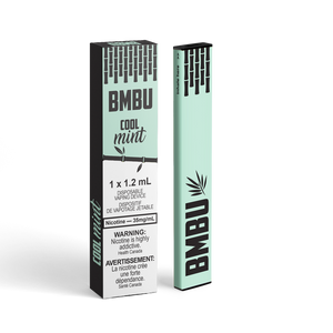 BMBU Disposable - Cool Menthol