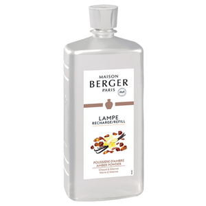 Maison Berger Fragrance Amber Powder