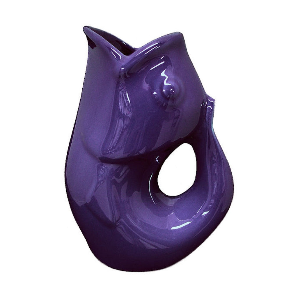 Gurgle Pot Indigo Small