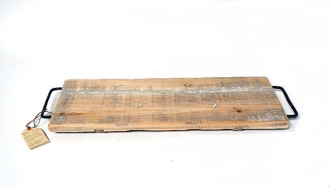 "Serving Board 20"" with handles"