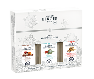 Maison Berger Winter Trio pack