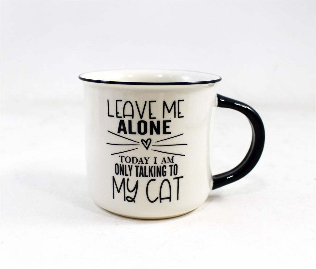 Mug Only Talking to My Cat