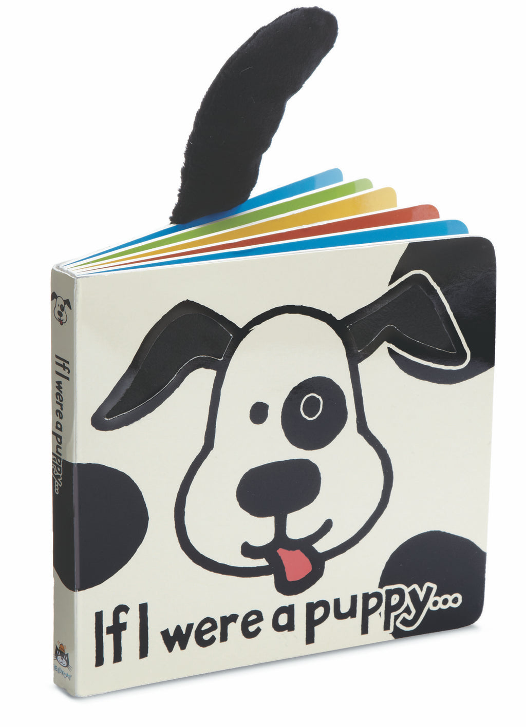 Jellycat Book - If I Were a Puppy