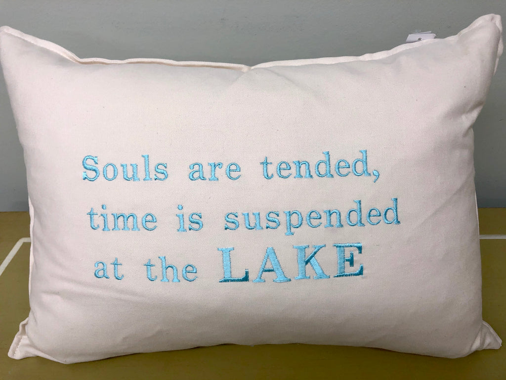 Cushion Souls Are Tended