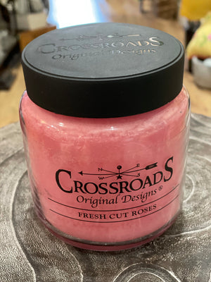 Crossroads 16 oz Fresh Cut Roses