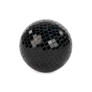 Black Mosaic Decorative Ball