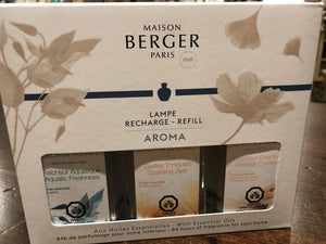 Maison Berger Trio Pack