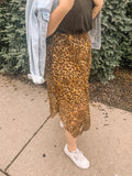 Leopard Queen Skirt