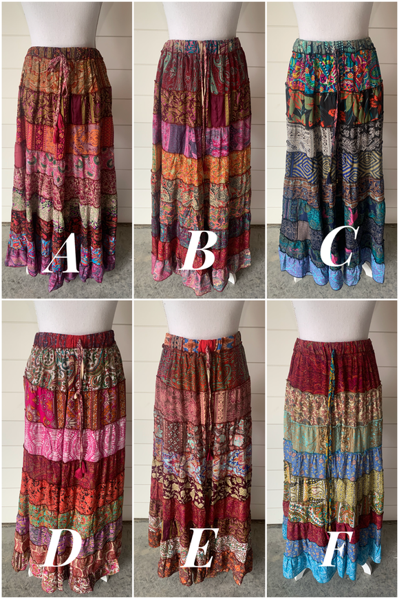 Gypsy Heart Skirt