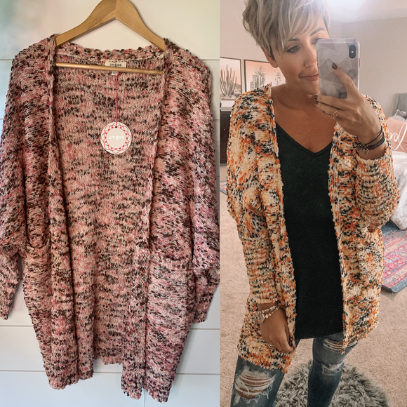 Sunset Cardigan