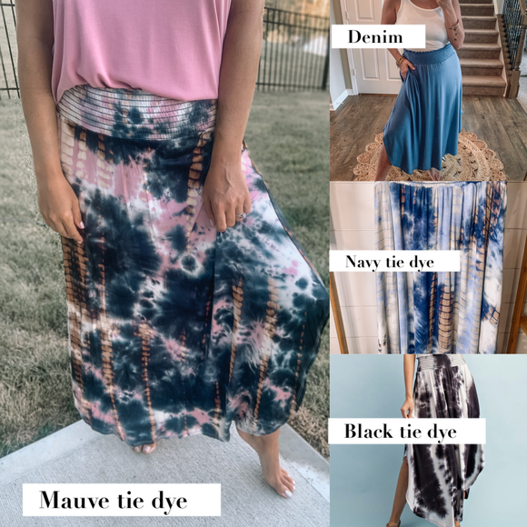 Ocean Waves Skirt