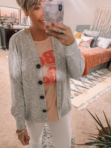 Shades of Gray Cardi