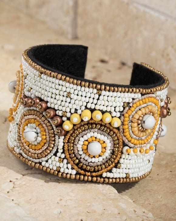 Beaded Beauty Bracelet