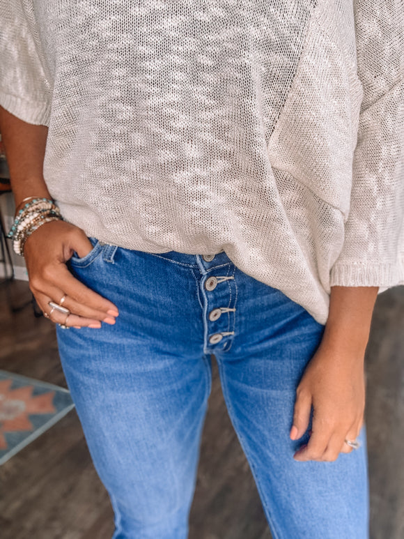 Button Up Flares