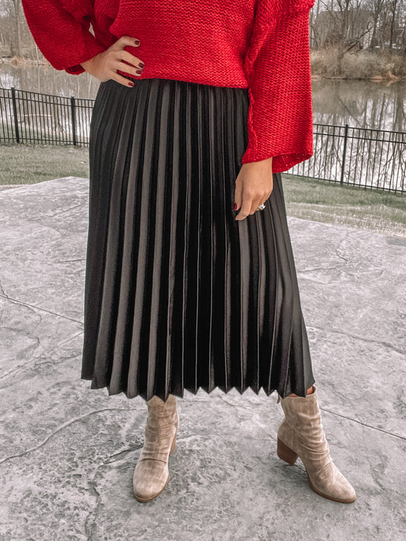 Black Bliss Skirt