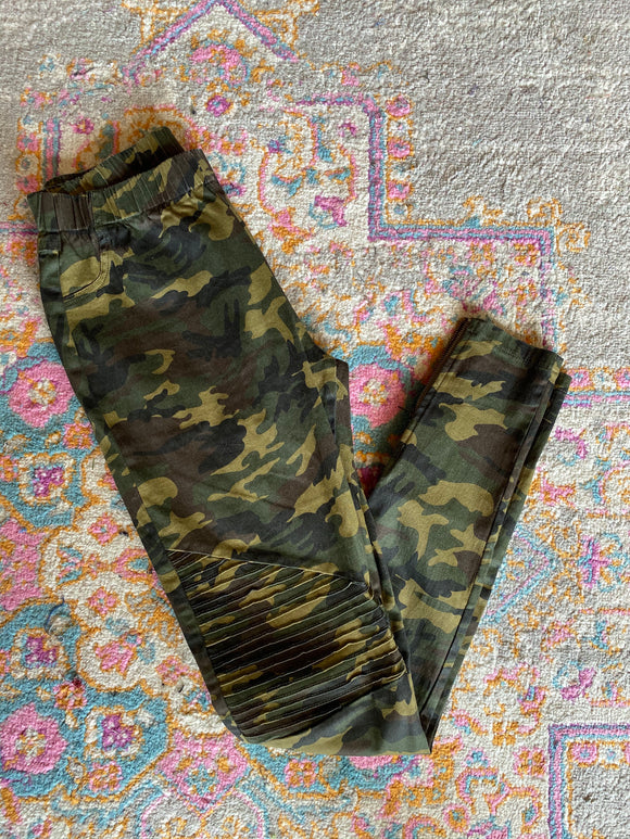 *Army Chic Pants - S*