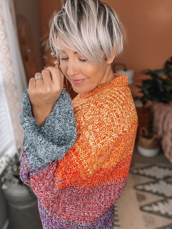 Let Your Light Shine Sweater