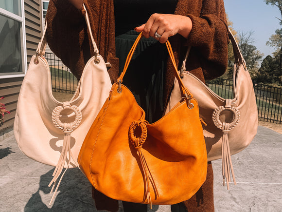Fall Hobo Bag
