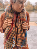 Colorful Cutie Blanket Scarf