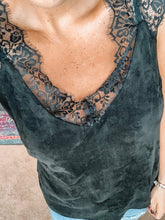 Sueded Lace Dreams Cami