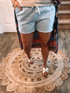 Summer Blues shorts