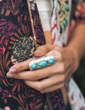 Summer Turquoise Ring