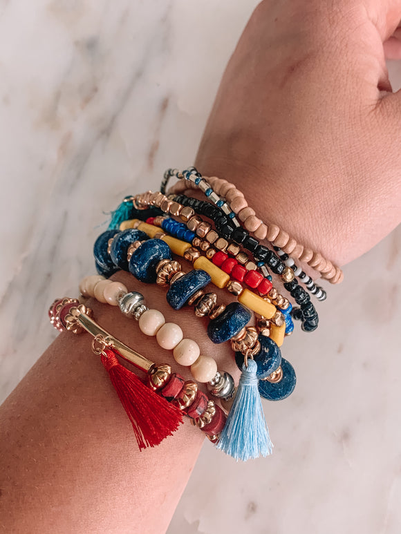 Oh Beautiful Bracelets