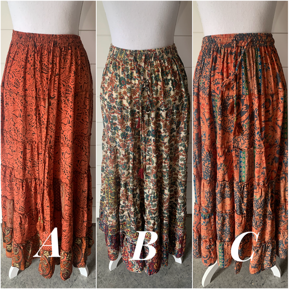 Bohemian Dreams Skirt