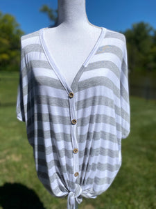 *Summer Stripes Top - M*