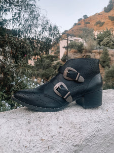 Buckle Up Booties