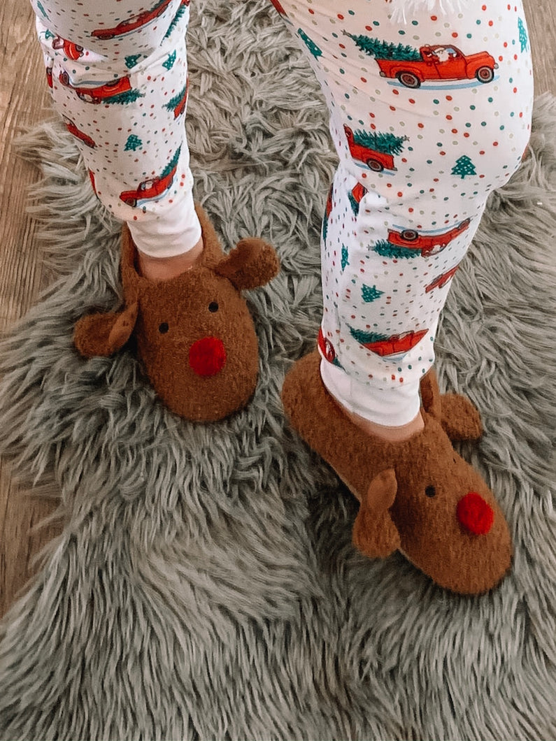 How Rudolf Slippers