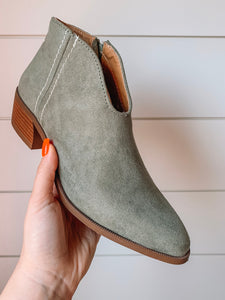 These Booties Were Made for Walkin'