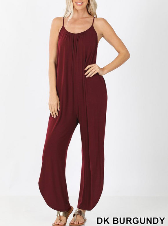 Heart Beating Jumpsuit
