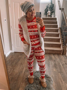 All The Jingle Ladies Jammies