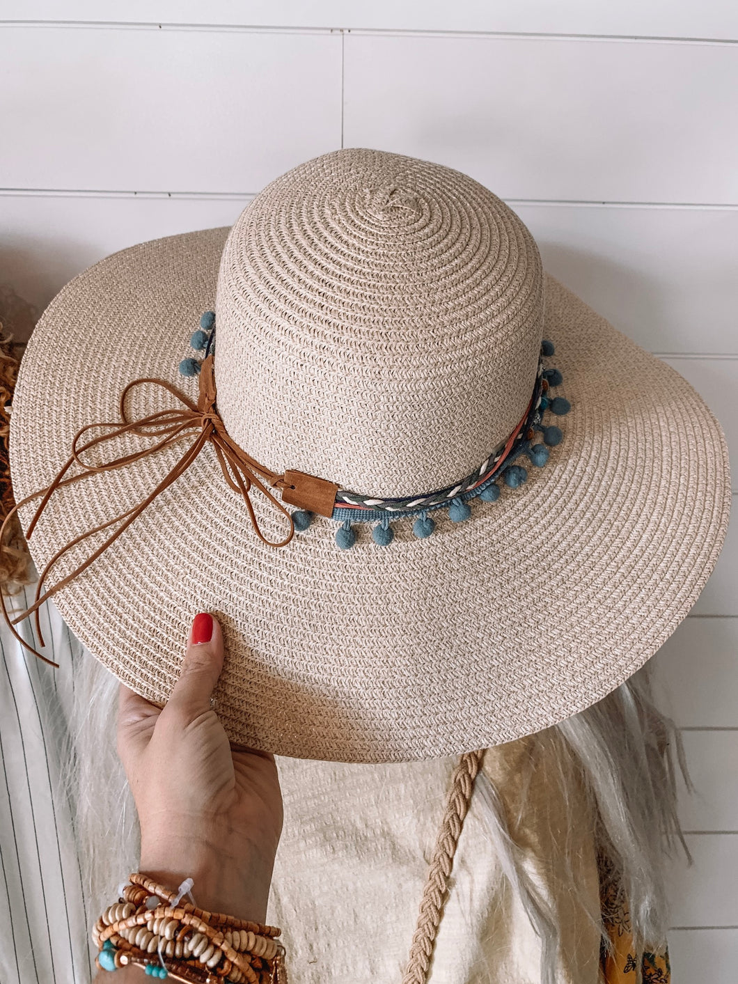 Summer Breeze Sun Hat