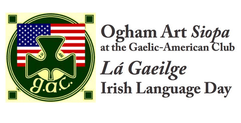 Gaelic American Club Fairfield CT Irish Language Day