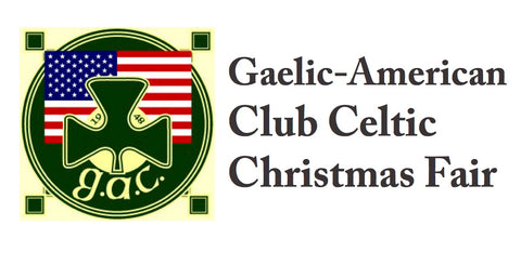 Gaelic American Club Fairfield CT Celtic Christmas Fair