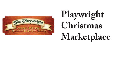 Playwright Irish Pub & Restaurant Christmas Marketplace Hamden CT