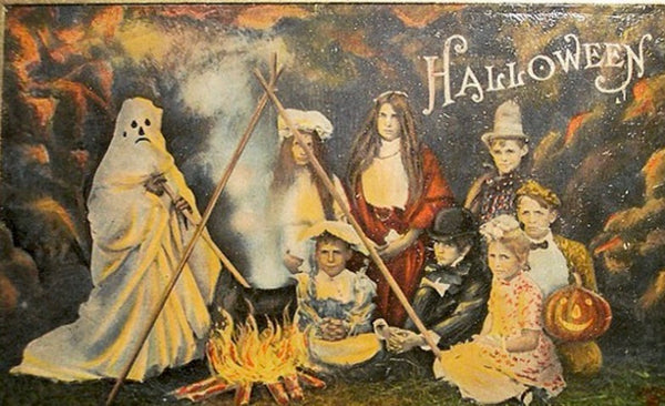 Samhain Halloween's Celtic Roots