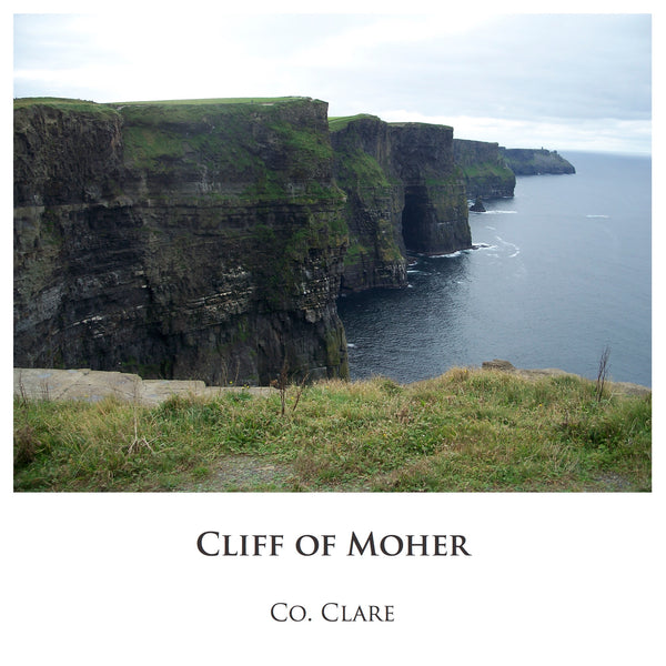 Ogham Art Images of Ireland Photo Cards Cliffs of Moher