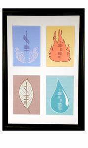 The Elements Print