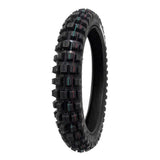 TIRE SET: Front 80/100-21 Rear 100/90-19 Dirt Bike Off Road